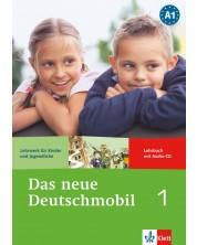 Das neue Deutschmobil 1: Учебна система по немски език - ниво А1 + CD -1
