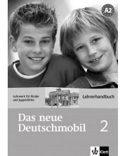 Das neue Deutschmobil 2: Учебна система по немски език - ниво А2 (книга за учителя) -1