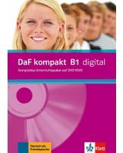 DaF kompakt: Немски език - ниво B1. Интерактивно помагало (DVD-ROM) -1
