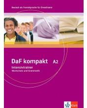 DaF kompakt Intensivtrainer: Немски език - ниво А2. Учебно помагало -1