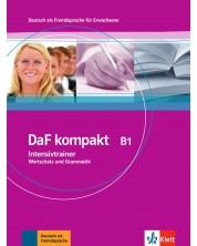 DaF kompakt Intensivtrainer: Немски език - ниво B1. Учебно помагало -1