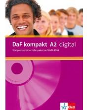 DaF kompakt: Немски език - ниво А2. Интерактивно помагало (DVD-ROM)