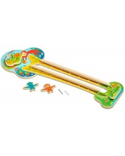 Интерактивна играчка за стена Lucy&Leo - Маймунка -1