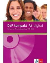 DaF kompakt: Немски език - ниво А1. Интерактивно помагало (DVD-ROM) -1