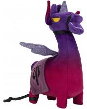 Плюшена играчка Jazwares Fortnite - Dark Llamacorn