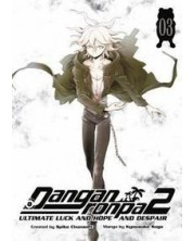 Danganronpa 2 Ultimate Luck and Hope and Despair Volume 3