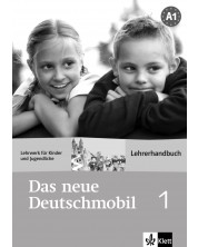 Das neue Deutschmobil 1: Учебна система по немски език - ниво А1 (книга за учителя)
