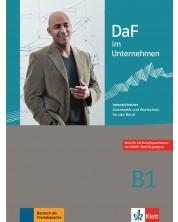 DaF im Unternehmen B1 Intensivtrainer - Grammatik und Wortschatz für den Beruf -1