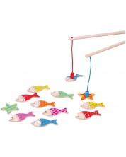 Детска игра Lelin - Магнитен риболов