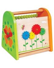 Занимателна играчка Lelin - Пролет -1
