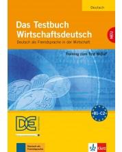 Das Testbuch Wirtschaftsdeutsch Training zum Test WiDaF - Deutsch als Fremdsprache in der Wirtschaft Testbuch mit Audio-CD -1