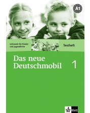 Das neue Deutschmobil 1: Учебна система по немски език - ниво А1 (тетрадка с тестове) -1