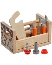 Игрален комплект Lucy&Leo - Сандъче с инструменти -1