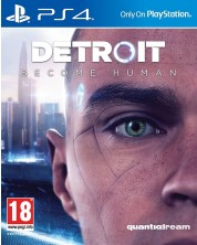 Detroit: Become Human (PS4) -1