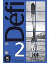 Defi 2 Niveau A2 Cahier dexercices + MP3 desc. -1