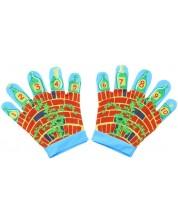 Образователна ръкавица The Puppet Company - Десет зелени бутилки