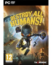 Destroy All Humans! (PC) -1