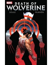 Death of Wolverine - меки корици