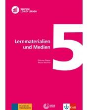 Deutsch Lehren Lernen 05: Lernmaterialien und Medien -1