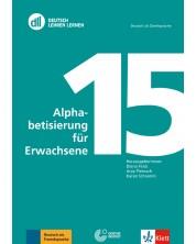 Deutsch Lehren Lernen 15: Alphabetisierung fur Erwachsene -1