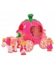 Детска играчка Wow Toys Fantasy - Каретата на принцеса Пипа -1