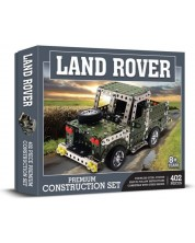 Конструктор Premium Construction Set - Land Rover