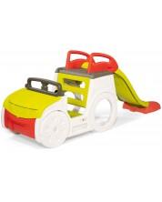 Детски сет за градина Smoby - Кола за приключения