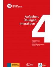 Deutsch Lehren Lernen 04: Aufgaben, Ubungen, Interaktion -1