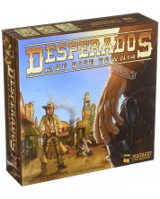 Настолна игра Desperados of Dice Town - семейна -1