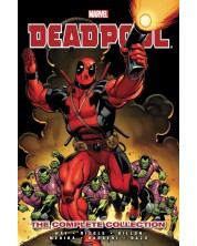 Deadpool By Daniel Way: The Complete Collection, Volume 1