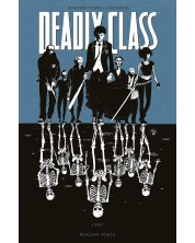 Deadly Class, Vol. 1: Reagan Youth -1