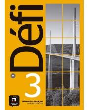 Defi 3 Niveau B1 Cahier dexercices + MP3 desc. -1