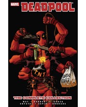 Deadpool by Daniel Way: The Complete Collection, Volume 4