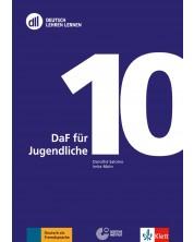 Deutsch Lehren Lernen 10: DaF fur Jugendliche -1