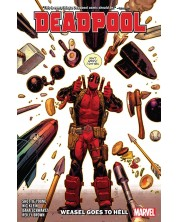 Deadpool by Skottie Young Vol. 3