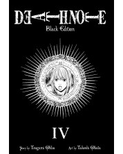 Death Note Black Edition, Vol. 4 -1