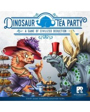 Настолна игра Dinosaur Tea Party
