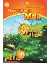 Новите приключения на пчеличката Мая - диск 8 (DVD)