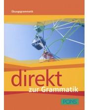 Direkt zur Grammatik: Немски език - 8. клас -1