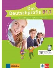 Die Deutschprofis B1.2 Kurs- und Ubungsbuch+online audios/clips -1