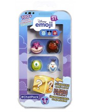 Комплект фигурки Disney Mini Emojis - Chat Packs, асортимент