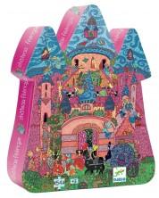 Пъзел Djeco от 54 части – Замъка на феите