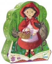 Пъзел Djeco от 36 части – Малката червена шапчица