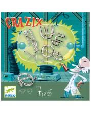 Забавна логическа игра - главоблъсканица Djeco - Crazix -1