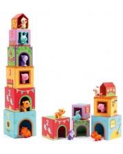 Детски кубчета с животни Djeco -1