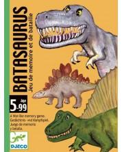 Детска игра с карти Djeco -  Batasaurus -1