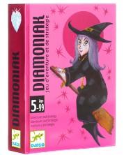 Детска игра с карти Djeco -  Diamoniak -1
