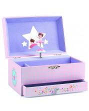 Музикална кутия за бижута Djeco – Балерина