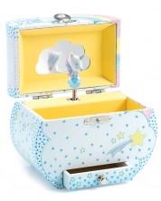 Музикална кутия Djeco - Unicorns Dream -1