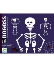 Детска игра с карти Djeco -  Bogoss